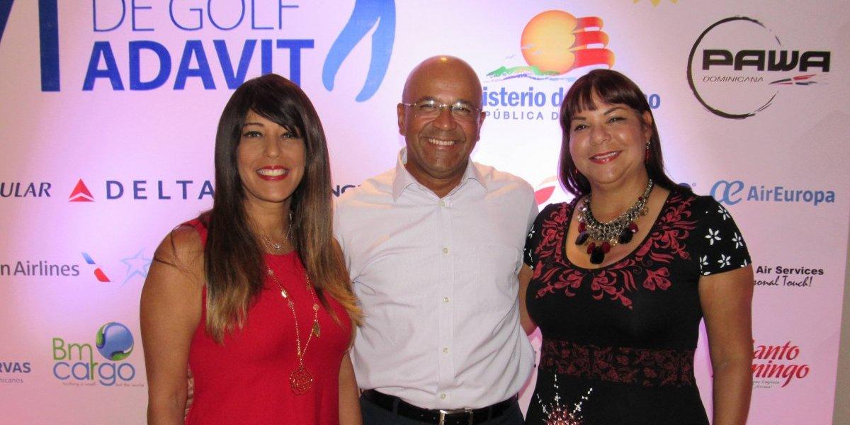#TeVimosEn: Adavit anuncia su VI Torneo de Golf benéfico