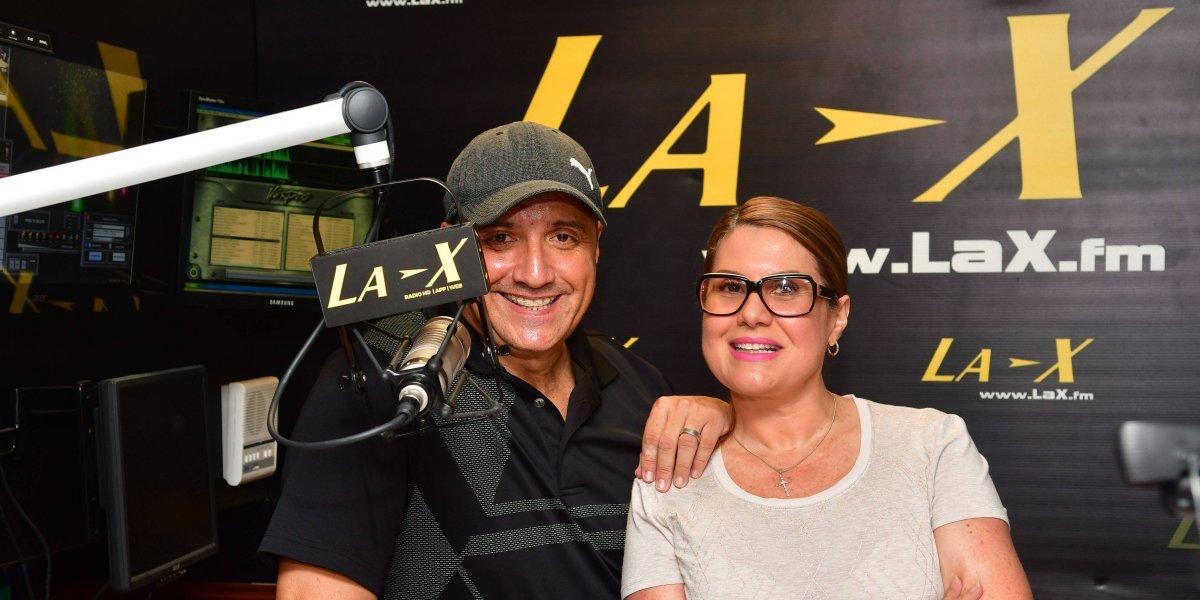 Deddie Romero no está desde el estudio por haber compartido con Yulianna Vargas