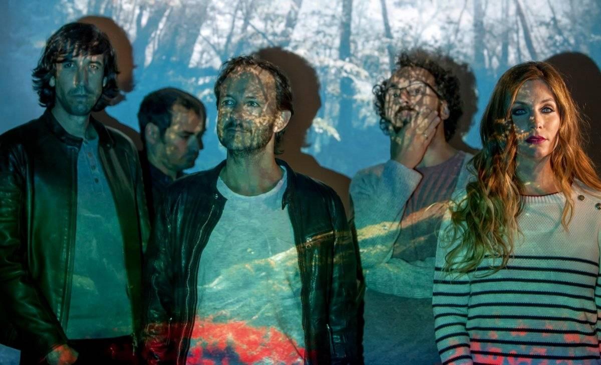 La Oreja de Van Gogh se encuentra en Latinoamérica como parte de El Planeta Imaginario Tour. Foto: Sony Music
