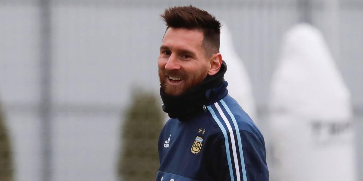 Nasce Ciro, terceiro filho do craque Lionel Messi