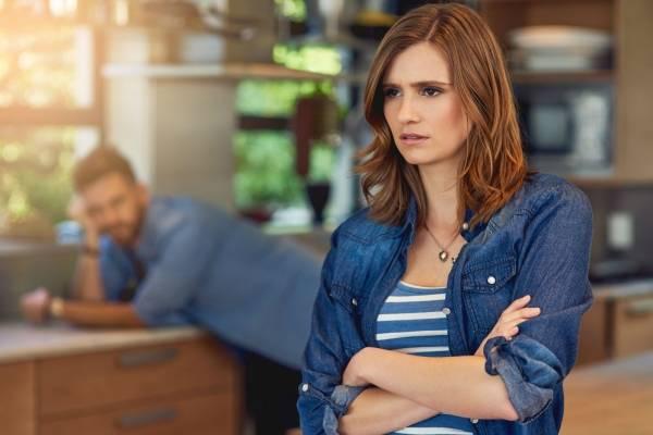 Mujer inteligente malas parejas