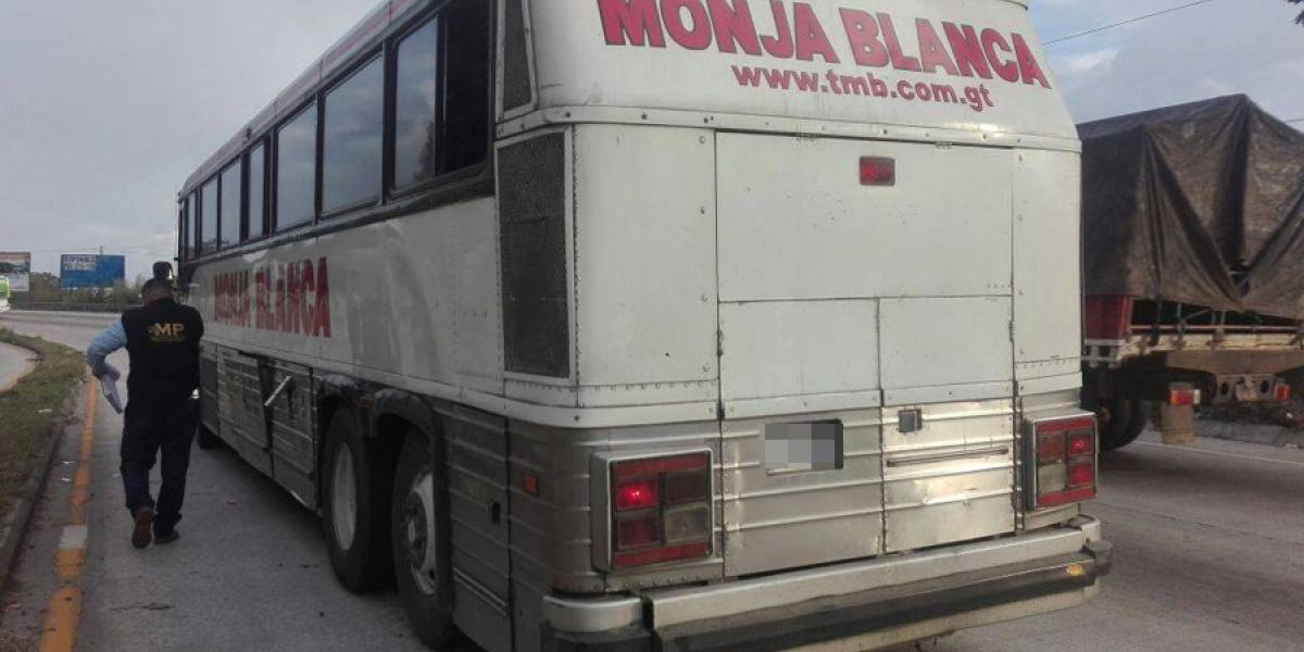 Niño de 4 años muere en bus extraurbano durante bloqueos