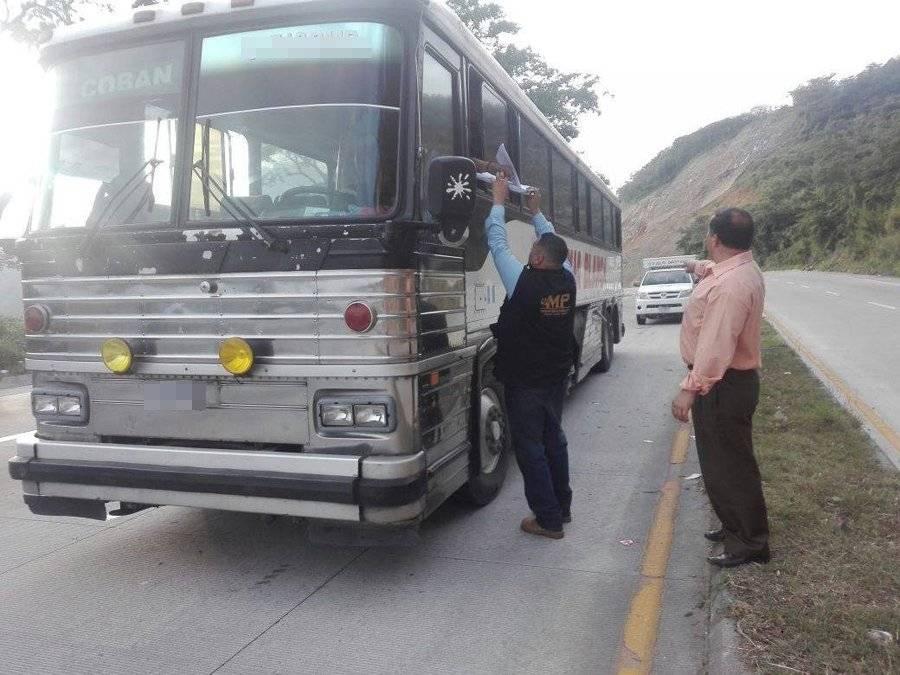 Autobús extraurbano
