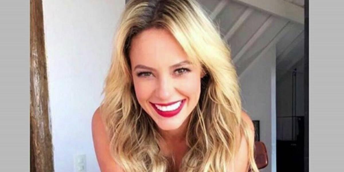 Paolla Oliveira mostra novo visual após ser eleita mulher mais sexy