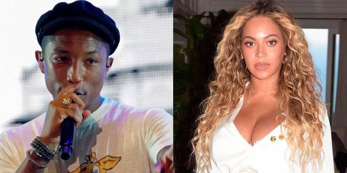 Beyoncé e Pharrell se envolvem em projeto beneficente