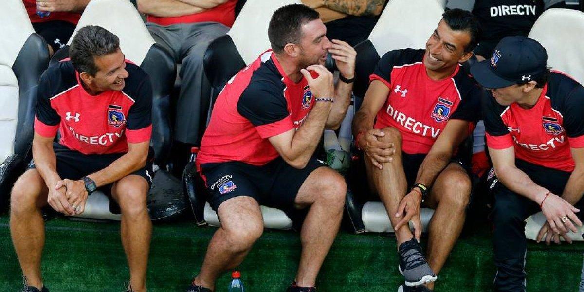 """¿Quién será el entrenador de Colo Colo para la nueva """"final"""" contra Everton?"""