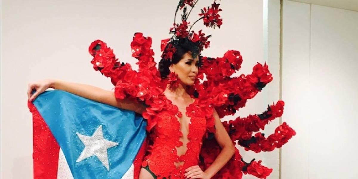 Danna planta sus cartas para Miss Universo