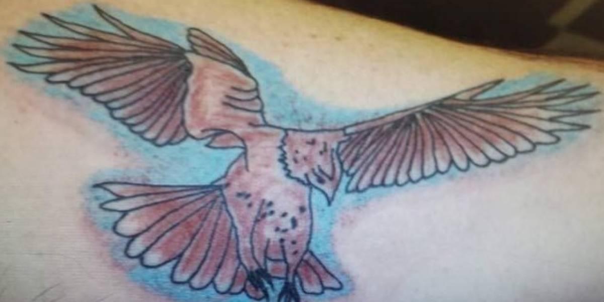 Los peores tatuajes de la historia en una cuenta de Instagram