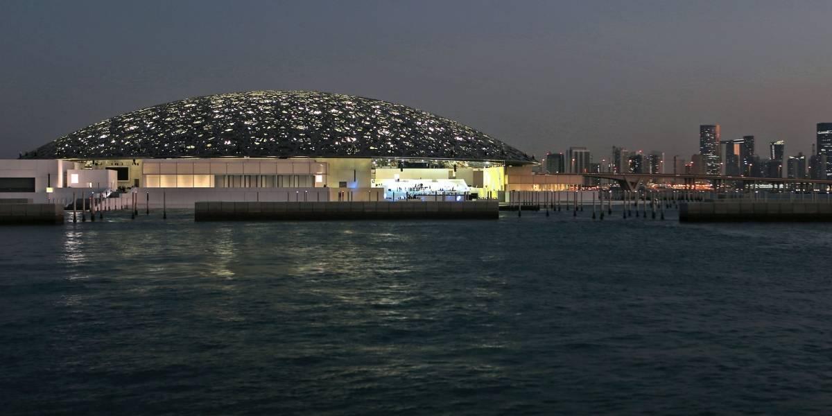 lnauguran El Museo del Louvre de Abu Dabi