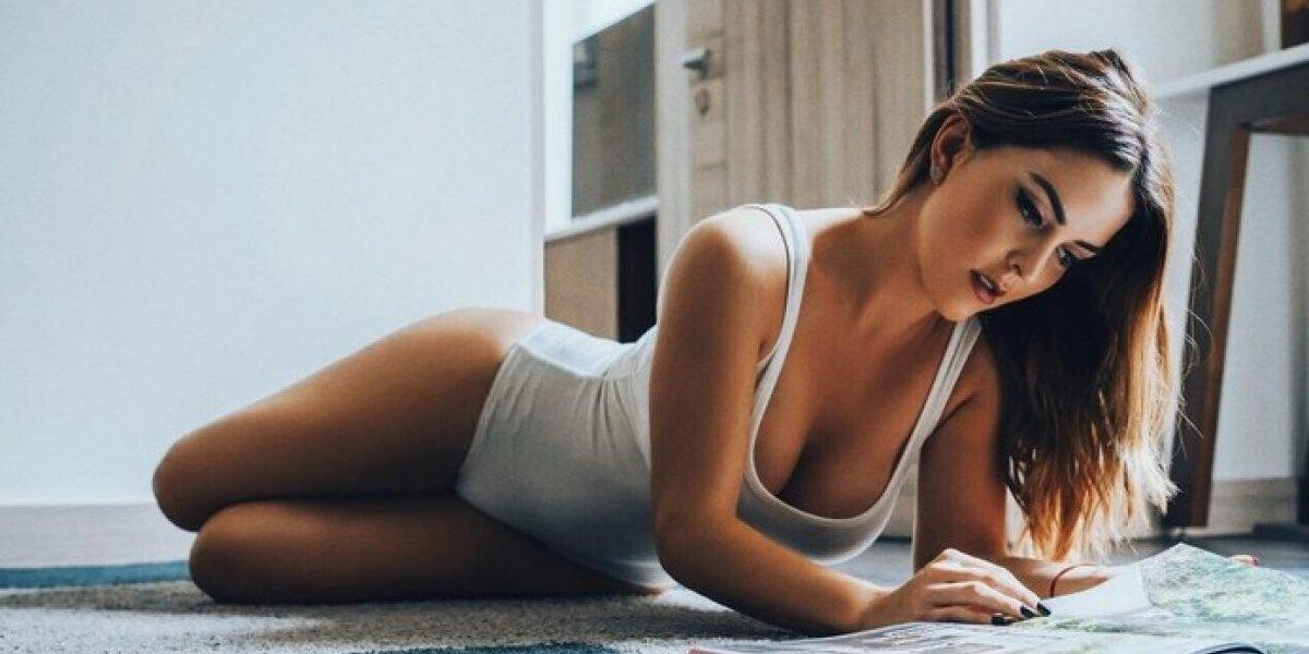 Patty López celebra con sensual foto sus 700 mil seguidores en Instagram
