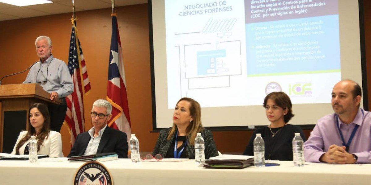 María dispara las muertes en Puerto Rico en un 43%