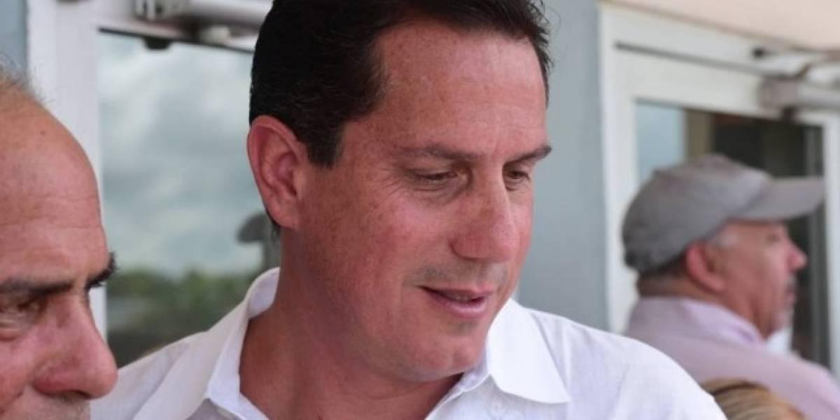 Héctor Martínez presenta su agenda para el senado