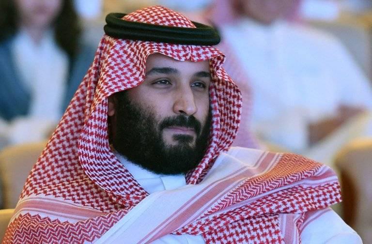 Príncipe heredero Mohamed bin Salmán