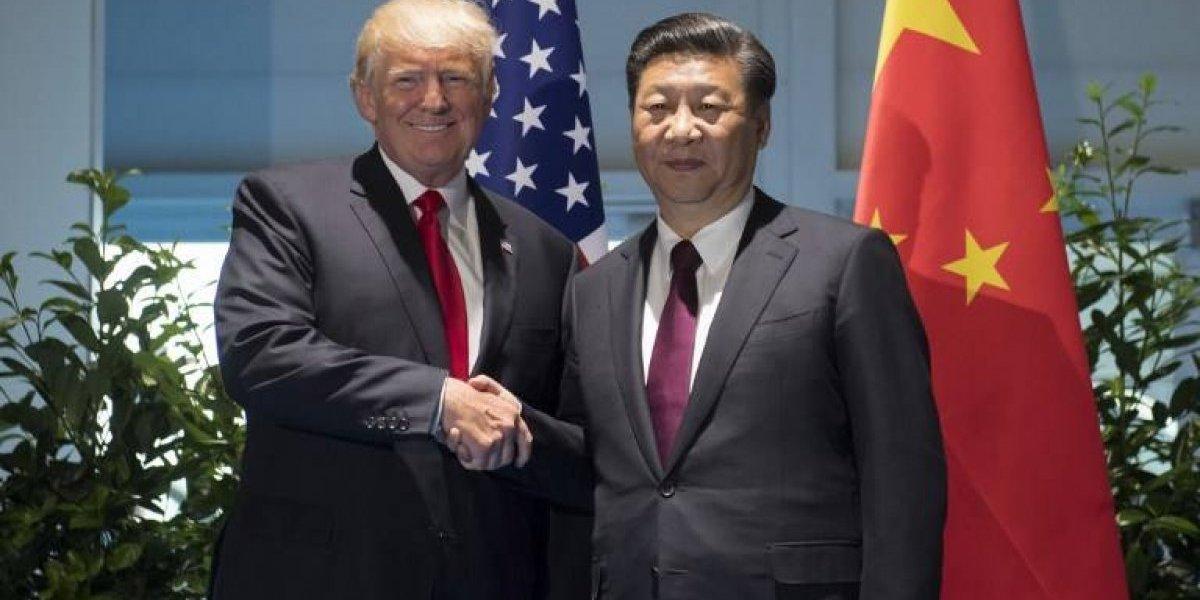 China y EEUU firman acuerdos comerciales por 9.000 millones de dólares