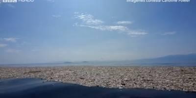 Contaminación mar Atlántico