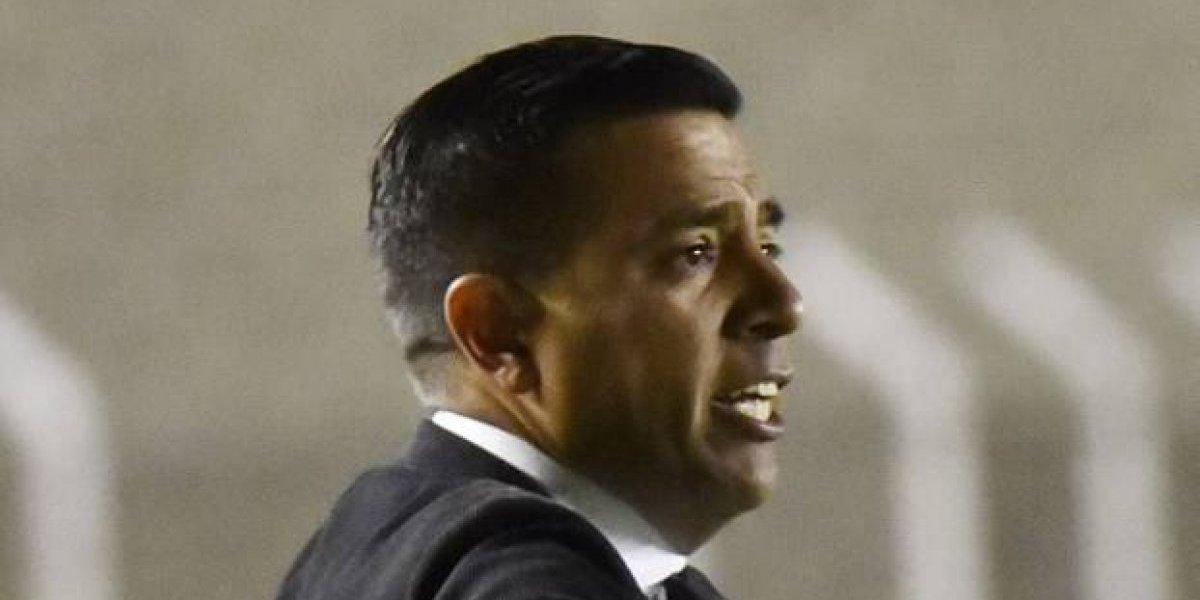 """César Farías y la opción de dirigir a Colo Colo: """"No quiero responder nada que se malinterprete"""""""