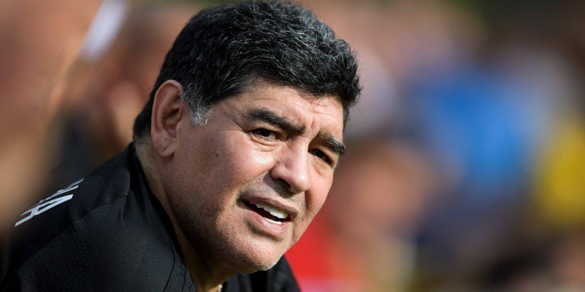 """Maradona saca su mejor artillería para atacar a Macri: """"Viene de una familia de ladrones"""""""