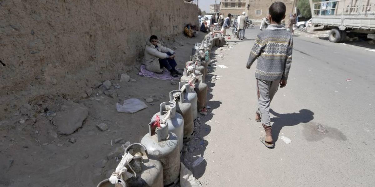 """Yemen enfrenta """"la mayor hambruna"""" del mundo en las últimas décadas"""