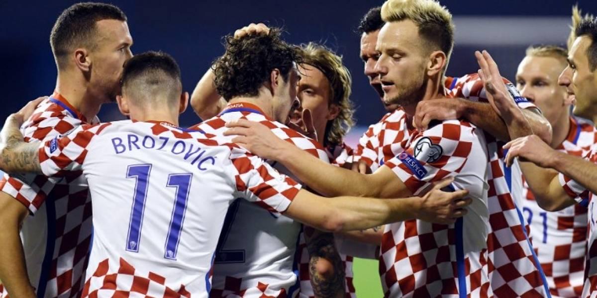 Croacia y Suiza dieron un paso gigante al Mundial de Rusia 2018