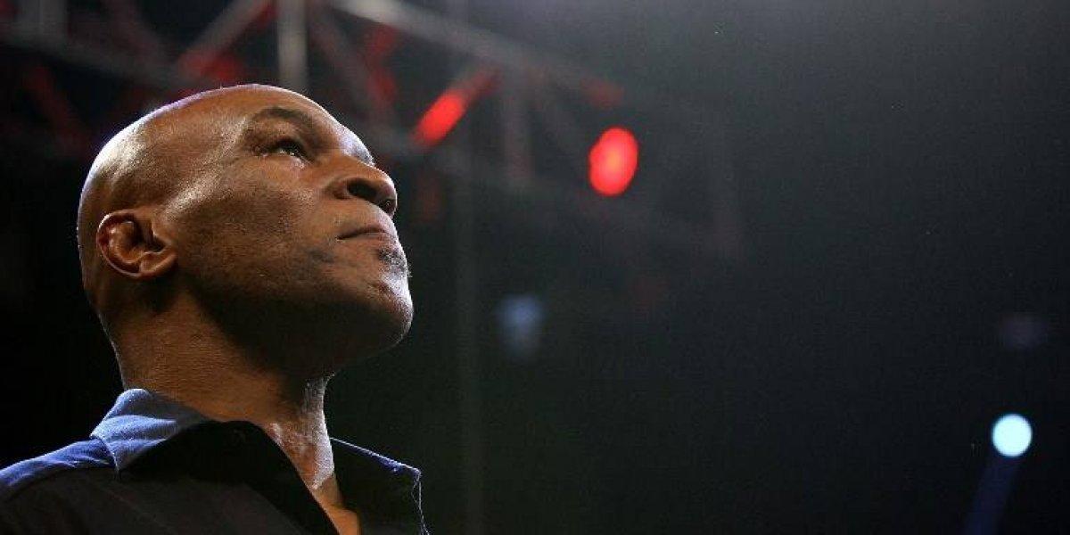 """Se lo tomó con calma: los detalles de la insólita """"visita"""" de Mike Tyson a Chile"""