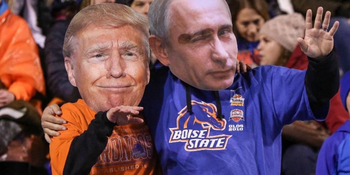 Trump y Putin coinciden en que no hay