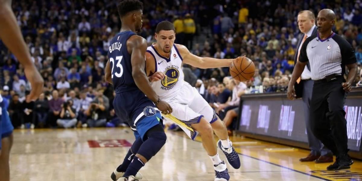 Golden State no para de ganar y está poniendo las cosas en su lugar en la NBA
