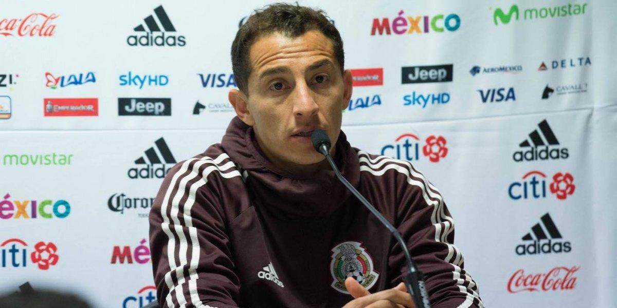 'Llámenme loco pero podemos ser campeones': Andrés Guardado