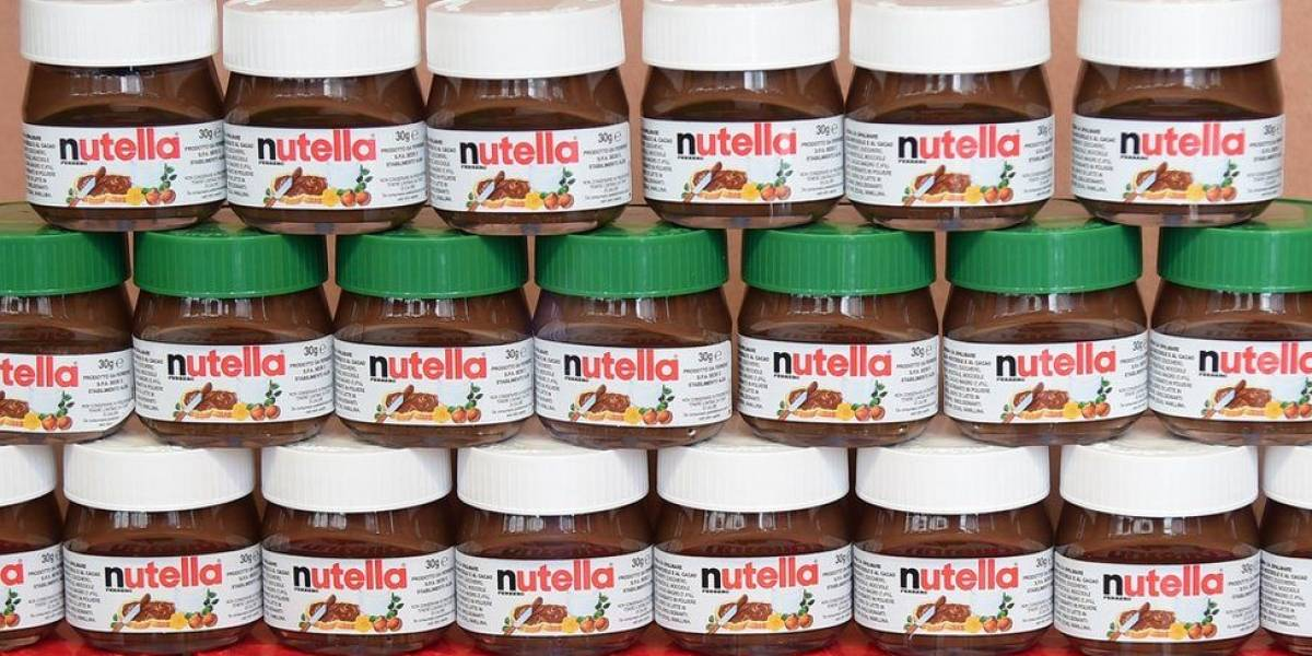 Nutella cambia su tradicional receta y le rompe el corazón a todos sus fanáticos