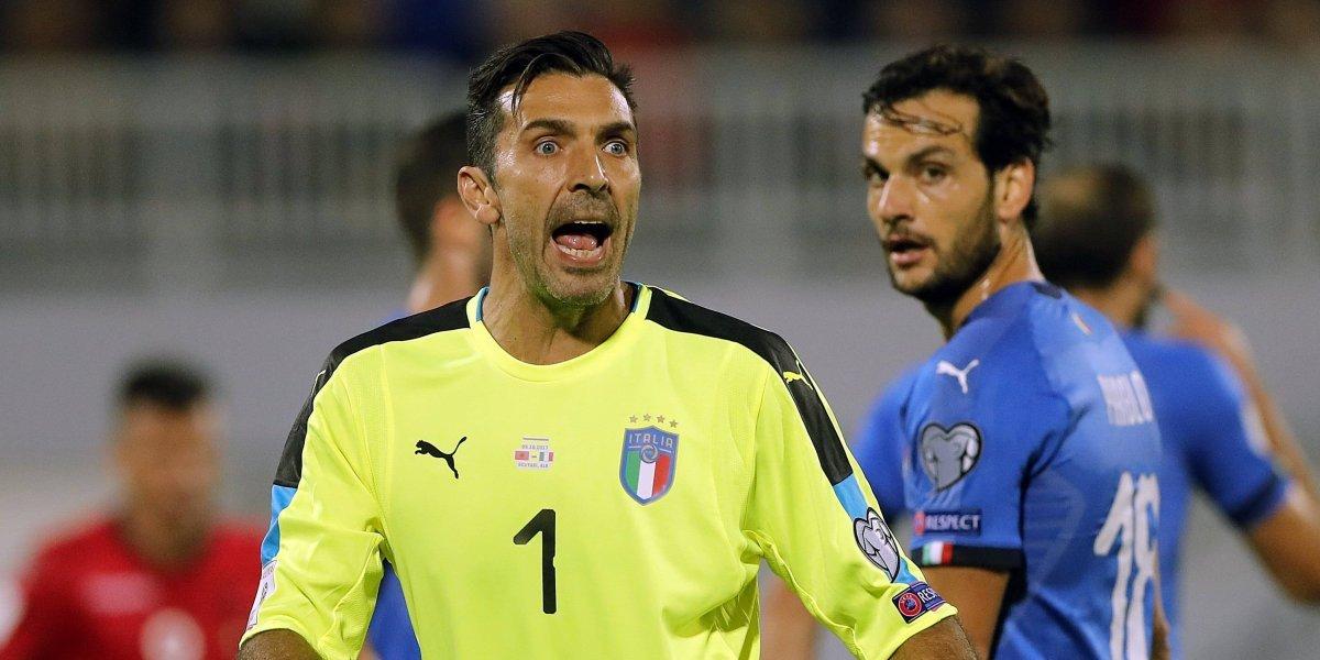 Italia tendrá una parada brava ante Suecia, en Estocolmo
