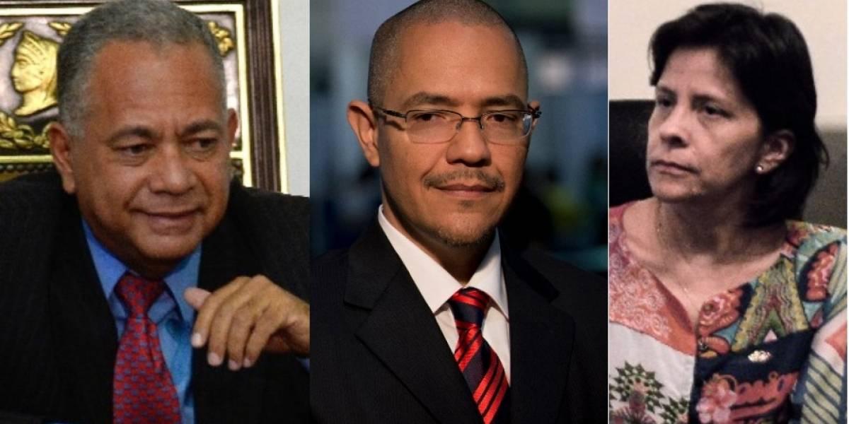 El Departamento del Tesoro de Estados Unidos impone una nueva ronda de sanciones contra 10 funcionarios de Venezuela
