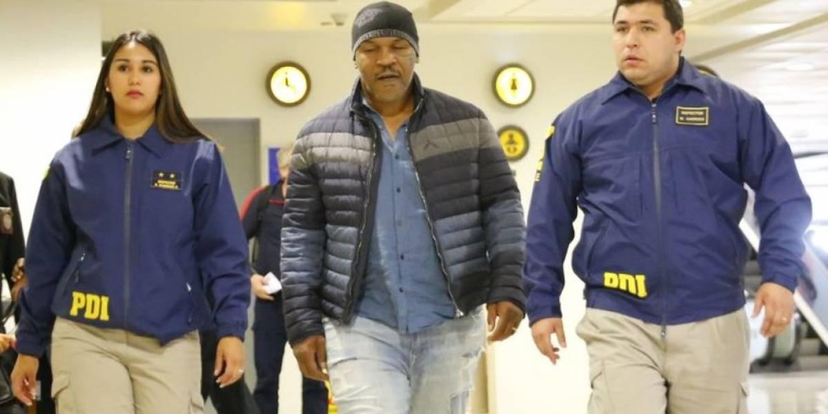 Por qué le prohibieron la entrada a Chile al exboxeador Mike Tyson (y cómo eso desató el enfado de Maradona)