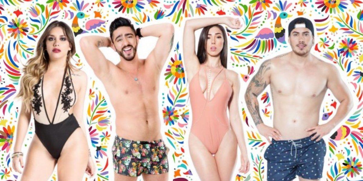 """Viralizan video no mostrado en """"Acapulco Shore"""" donde """"le roban"""" la ropa interior a integrante"""