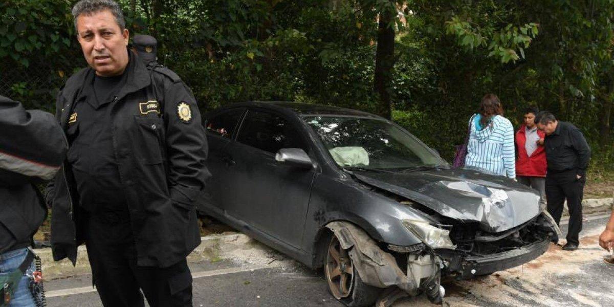 PMT revela a cuánto han aumentado los accidentes por día en la capital
