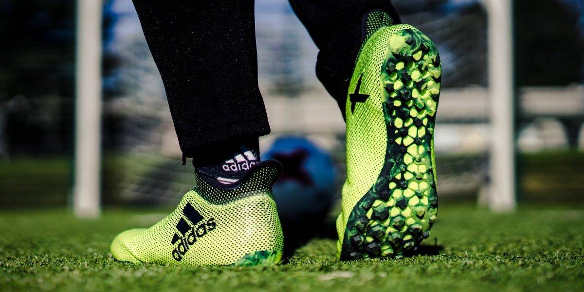 Adidas Football presenta los modelos X17 de Ocean Storm