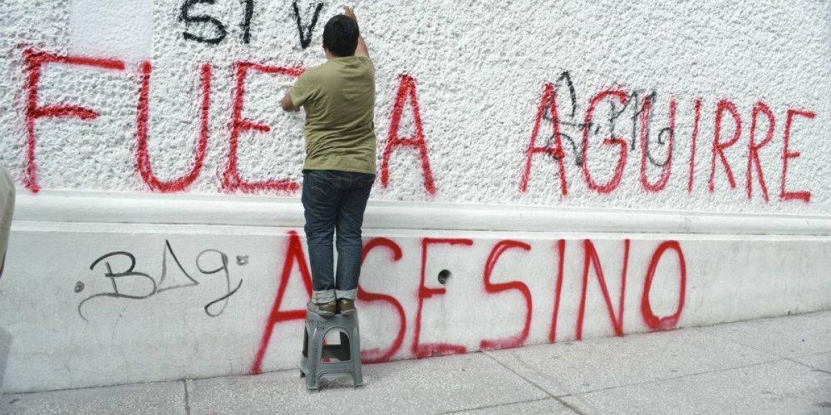 #Confidencial: Ángel Aguirre regresa de las sombras
