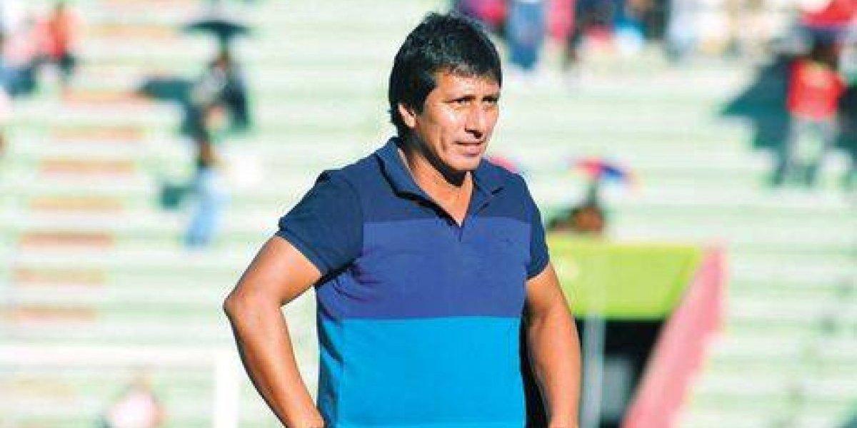 Un viejo conocido del fútbol chileno será DT del Araña Olivares en Bolivia