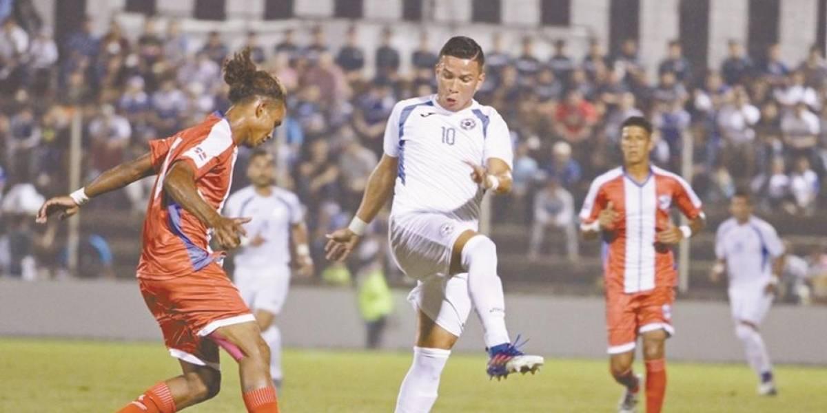 RD golea a Nicaragua en amistoso de fútbol