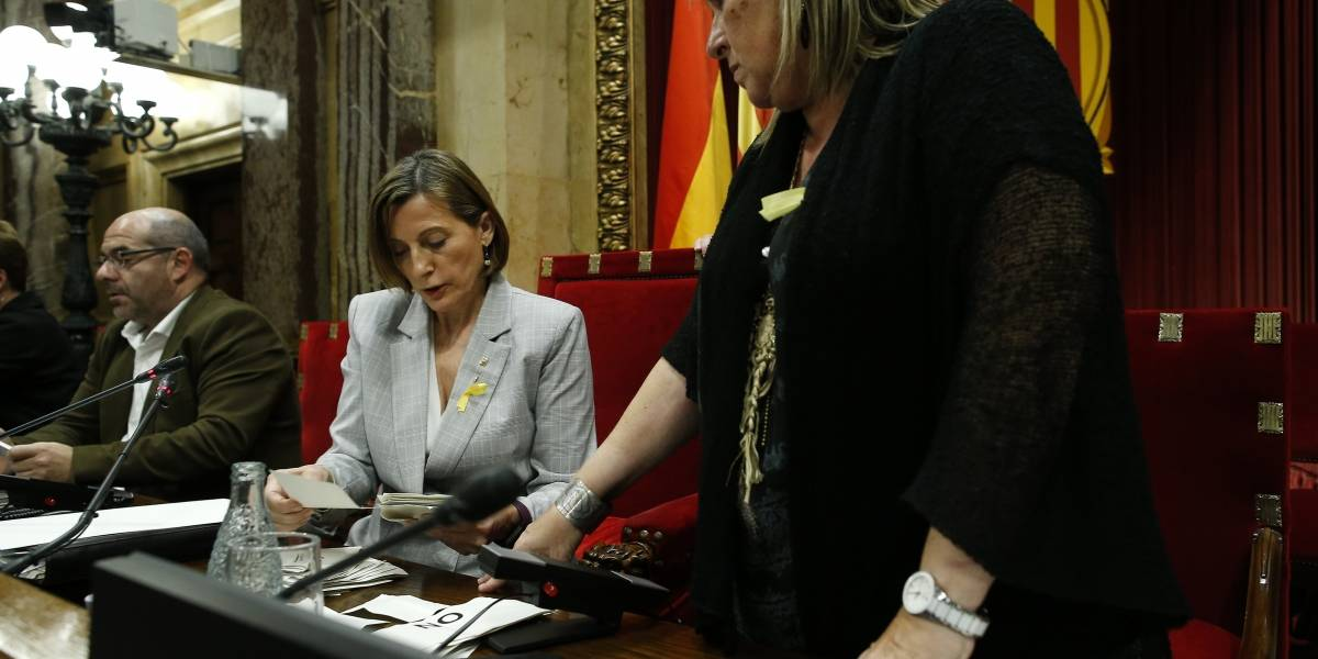 Fiscalía pide prisión sin fianza para presidenta del Parlamento de Cataluña
