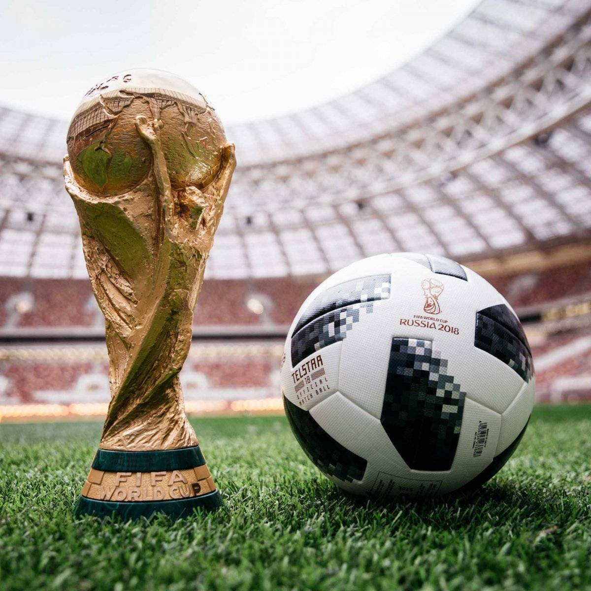El balón tiene una nueva carcasa que retiene lo mejor de Brazuca, el Balón Oficial de la Copa Mundial de la FIFA 2014|ADIDAS El balón será utilizado durante el Mundial de Rusia 2018