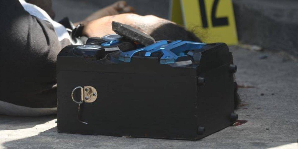 Jóvenes que cantaban en los autobuses son asesinados en Villa Nueva