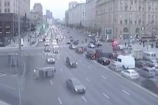 accidente Rusia