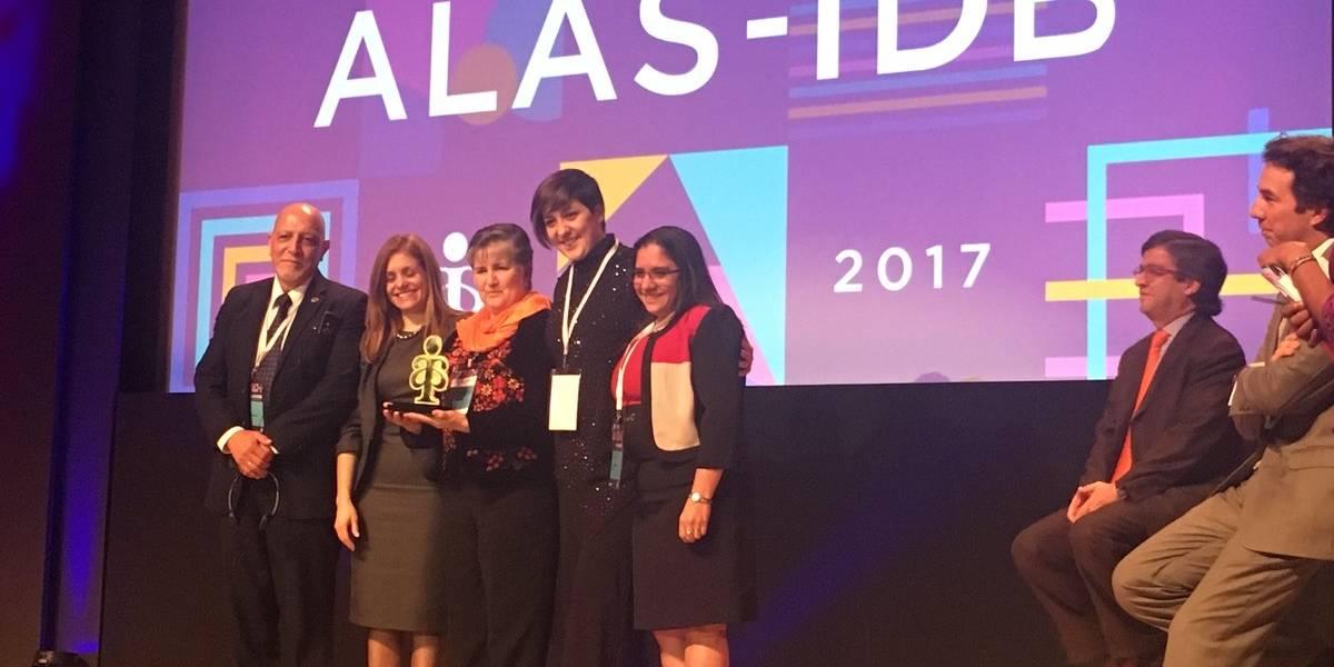 Fundación guatemalteca gana premio ALAS BID a mejor centro educativo