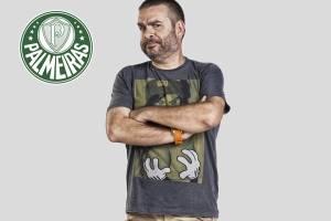 Bola, do Pânico, é apaixonado pelo Palmeirasv