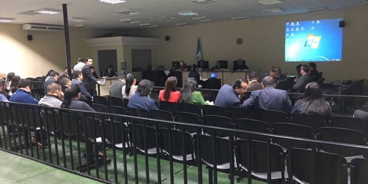 """Tribunal excluye el disco con """"pruebas"""" que fue extraviado en juicio de """"Botín"""""""