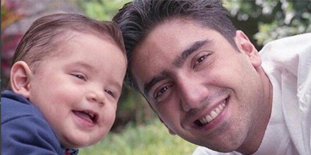 Hijo de Alejandro Fernández es idéntico a él cuando era joven