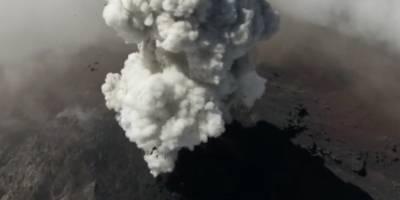 Volcanes de Fuego y Pacaya