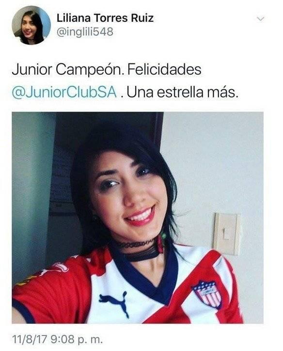 Hincha de Junior