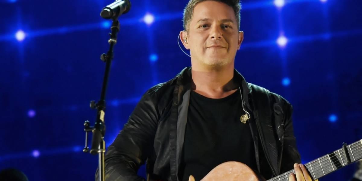 Alejandro Sanz recibirá el premio a Persona del Año en los Grammy Latino