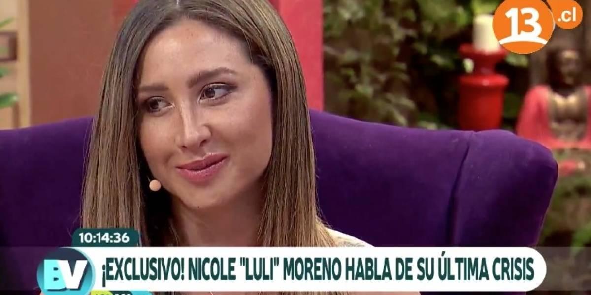 Nicole Moreno aseguró que la llevaron engañada a la clínica
