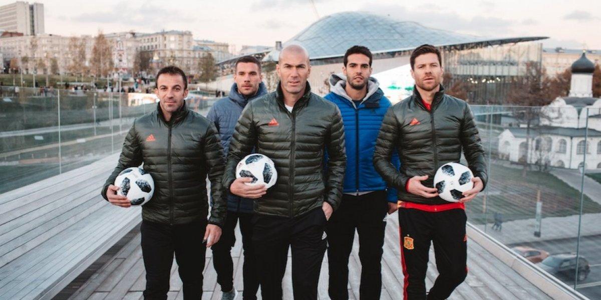 La increíble tecnología del balón que se utilizará en el Mundial de Rusia 2018